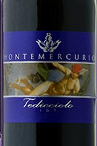 """Montemercurio - Vino rosso I.G.T. Toscana """"Tedicciolo"""""""