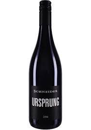 Vanaf 5 April weer verkrijgbaar ; Markus Schneider - Pfalz - Einzelstück, Blaufränkisch en Ursprung!