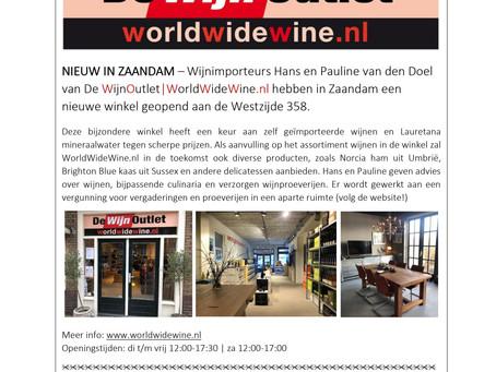 Korting in Zaandam!