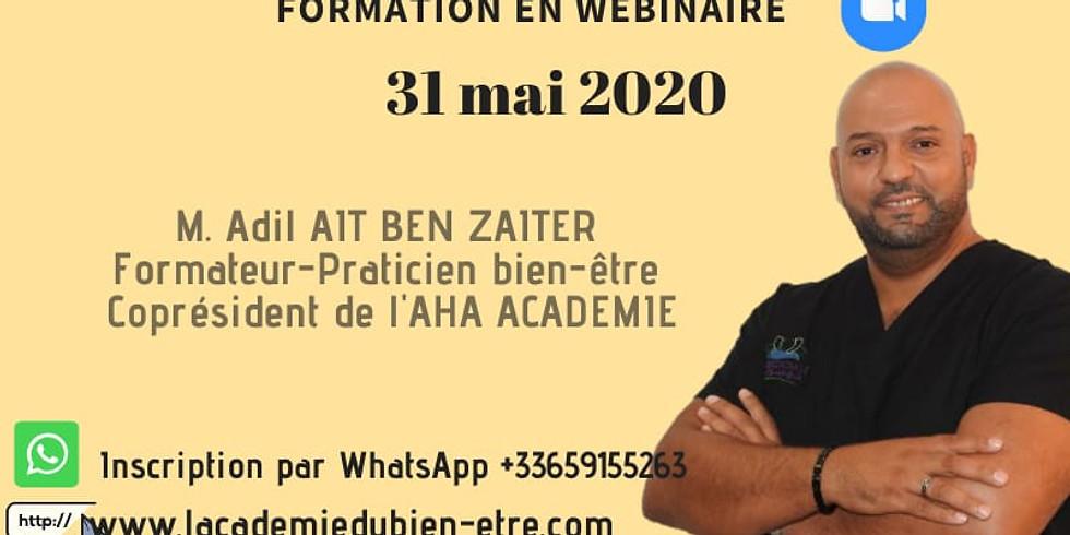 Formation  Liftant visage cupping facial - Adil Ait Ben Zaiter
