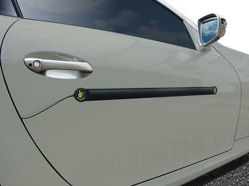 Magnetic car door protector - 1>2 Pairs