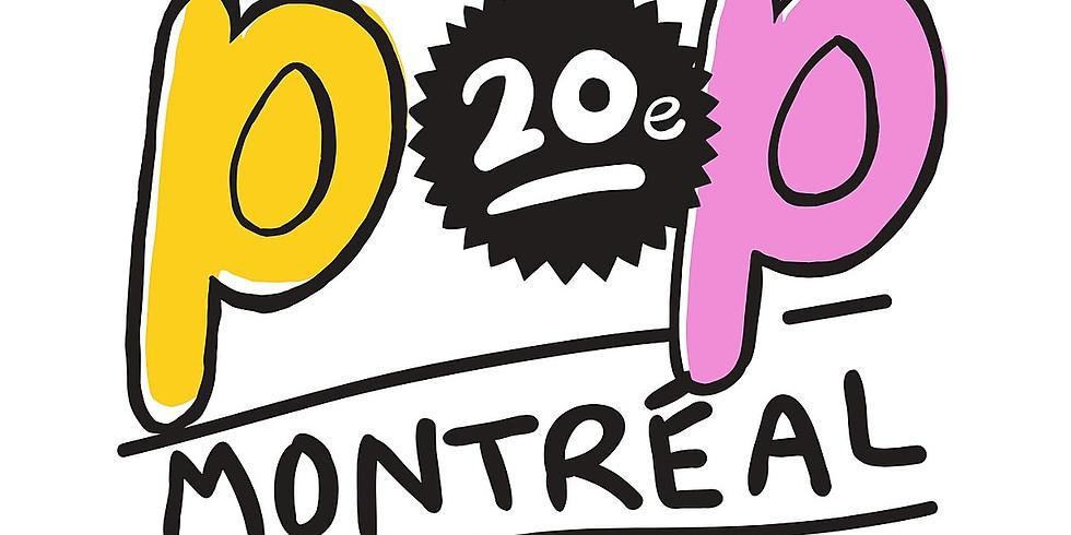 POP Montreal 2021