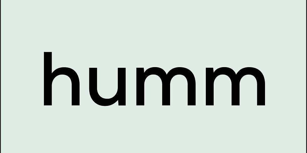 The Humm Magazine Interview