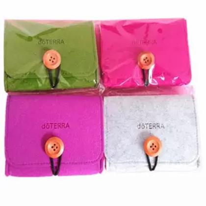 Aroma Essential Oil Felt Storage bag