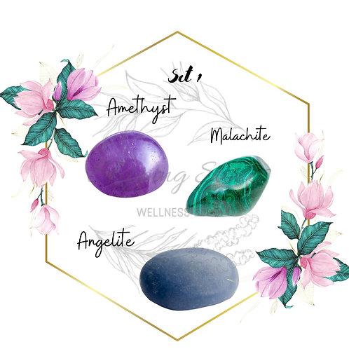 Crystal Mini Set of 3