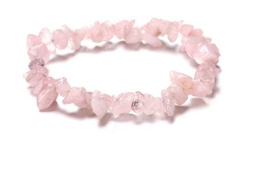 Crystal Chip Stone Bracelet