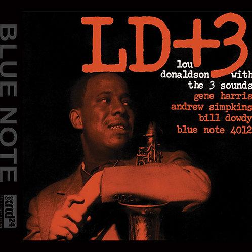 Lou Donaldson - LD+3 - XRCD24