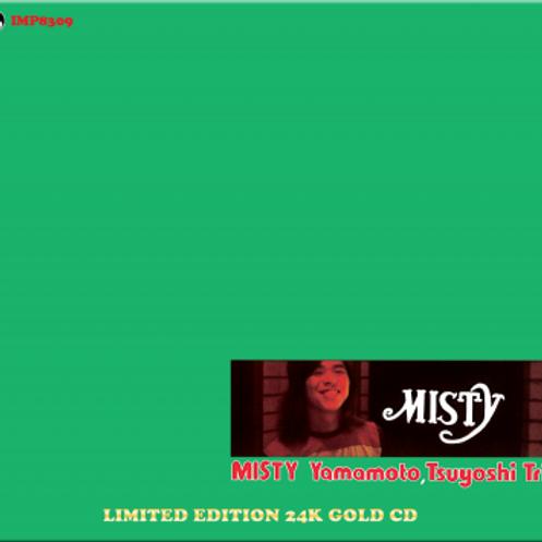 Tsuyoshi Yamamoto - Misty - 24 Gold CD