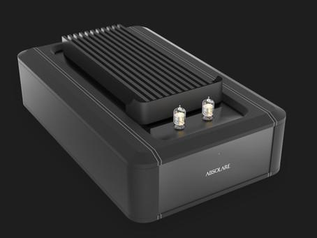Novo Amplificador Stereo Hibrido Absolare