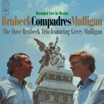 Dave Brubeck & Gerry Mulligan - Compadres - 180g