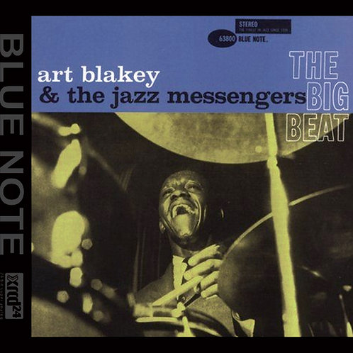 Art Blakey & The Jazz Messengers - The Big Beat - XRCD24