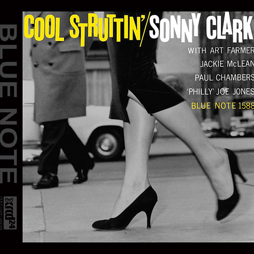 Sonny Clark - Cool Struttin' - XRCD24