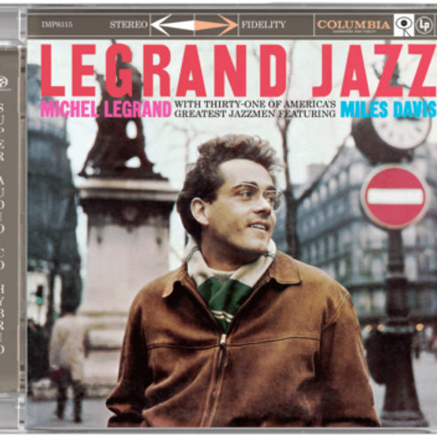 Legrand Jazz - Michel Legrand and his Orchestra, featuring Miles Davis