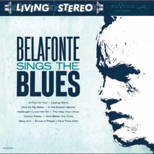 Harry Belafonte - Sings the Blues - 24 Gold CD