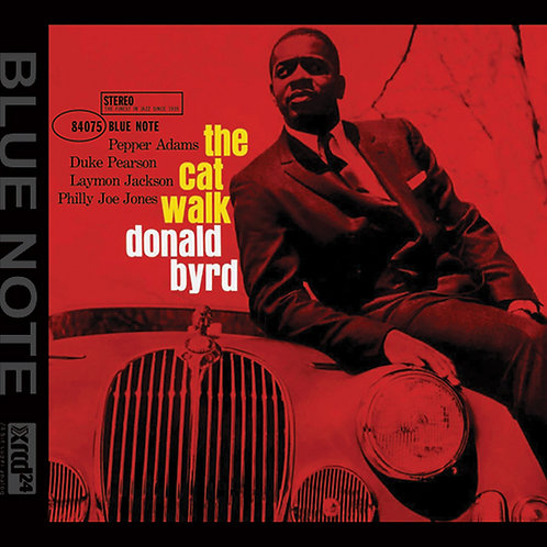 Donald Byrd - The Cat Walk - XRCD24
