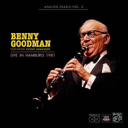 Benny Goodman Analog Pearls Vol. 5 - Live in Hamburg 1981 180g 2LP