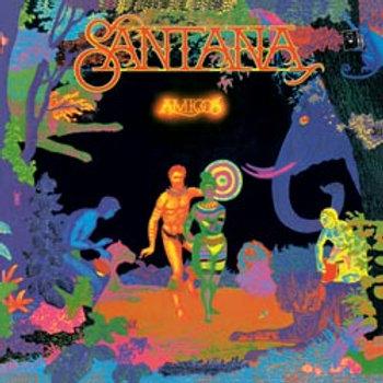Santana - Amigos - 180g