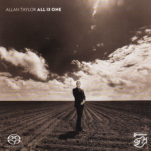 Allan Taylor - All Is One Hybrid Stereo SACD