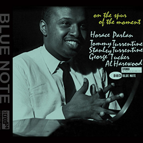 Horace Parlan - On The Spur Of The Moment - XRCD24