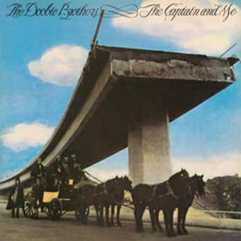 The Doobie Brothers - The Captain and Me  - 180g