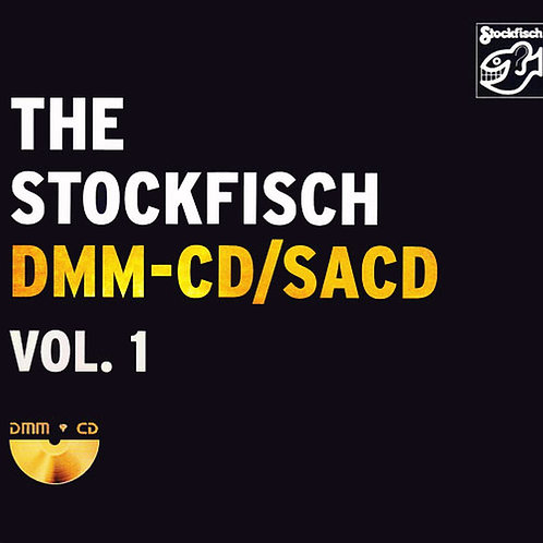 The Stockfisch DMM-CD/SACD Vol. 2 DMM-CD Hybrid Stereo SACD