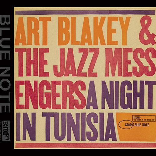 Art Blakey & The Jazz Messengers - A Night In Tunisia - XRCD24