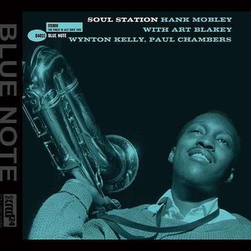 Hank Mobley - Soul Station - XRCD24