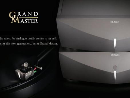 DS Audio Grand Master - Entre na próxima geração analógica com Grand Master !