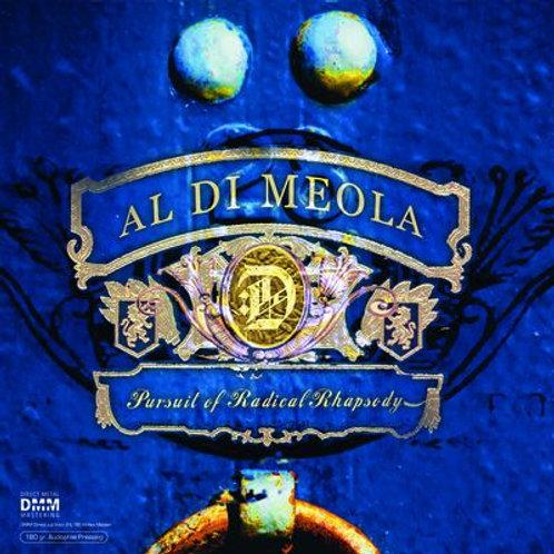 Al Di Meola - Pursuit Of Radical Rhapsody - 180g