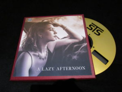 A Lazy Afternoon – André Rabini with Strings