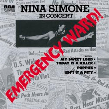 Nina Simone - Emergency Ward! - 180g