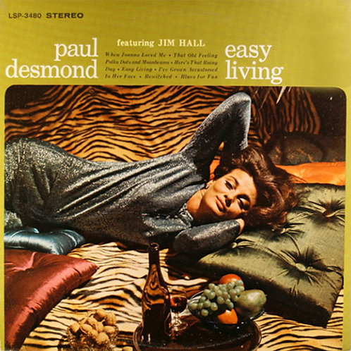 Paul Desmond - Easy Living (feat. Jim Hall) - 180g