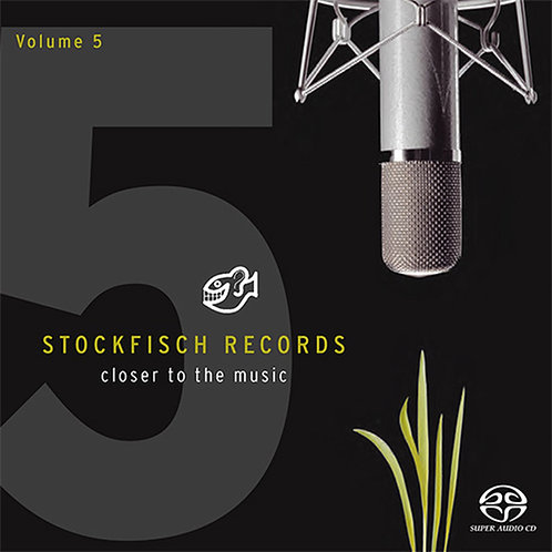 Stockfisch Records Closer To The Music Volume 5 Hybrid Multi-Channel & Stereo SA