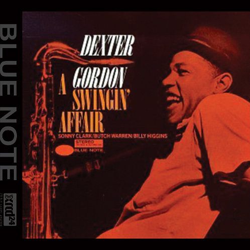 Dexter Gordon - A Swingin' Affair - XRCD24