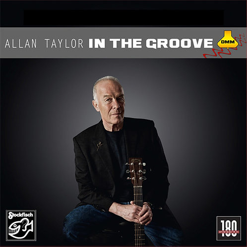 Allan Taylor - In The Groove 180g LP