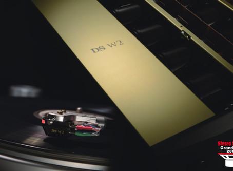 DS Audio DS-W2 pura musicalidade, envolvimento magico !