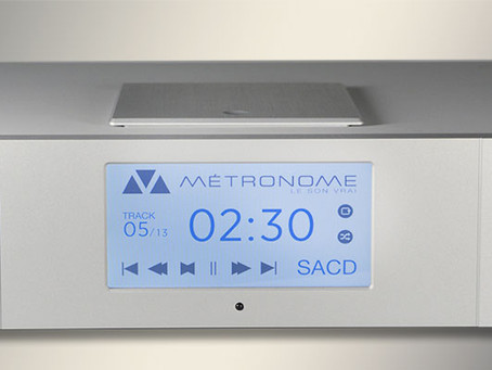 Linha AQWO da Métronome mais uma vez a referência digital com alma analógica.