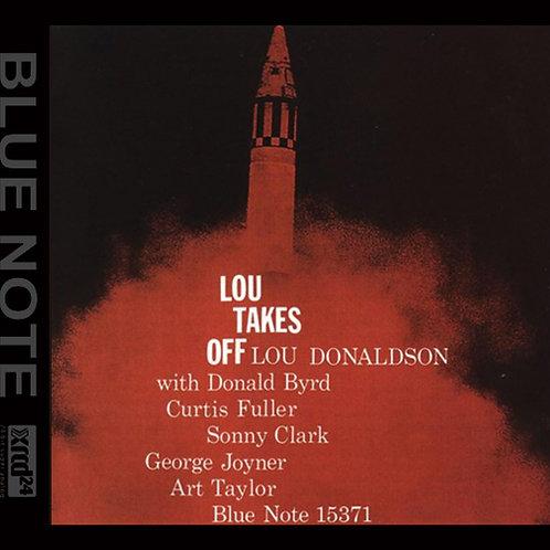 Lou Donaldson - Lou Takes Off - XRCD24