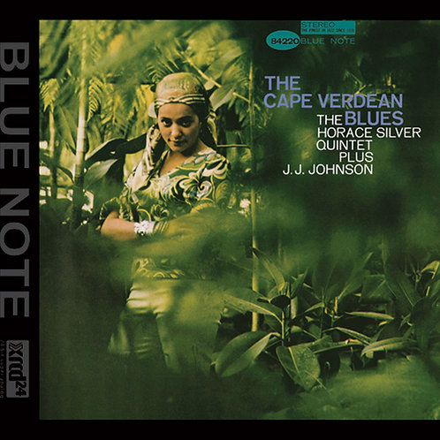 The Horace Silver Quintet - The Cape Verdean Blues - XRCD24