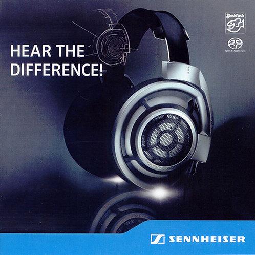 Sennheiser HD800 Demo Disc: Klang Von Meisterhand Hybrid Stereo SACD