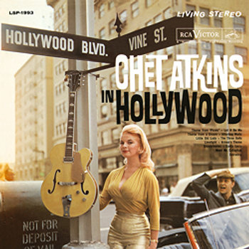 Chet Atkins - In Hollywood - 180g
