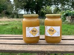 Miel du Rocher des Vergers pot de 500g