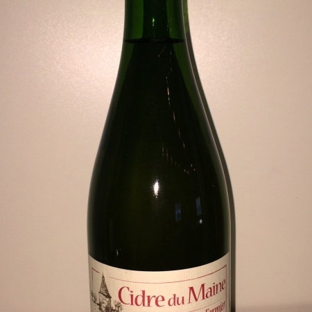 Cidre Bio du Maine  Demi-Sec 75cl