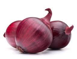 Oignons Rouge Bio vendu par 500 g