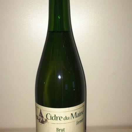 Cidre Bio du Maine Brut 75 cl