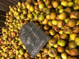 Pomme Rainette d'Armorique Bio vendue au kg