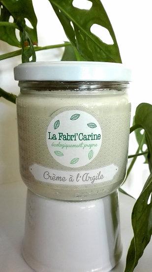 Crème à l'argile pot de 500 g
