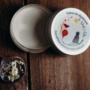 Baume déodorant (verre)-50g