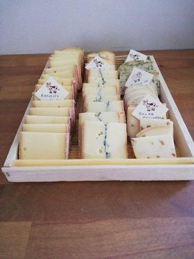 fromage à raclette nature vendu à la part 200g