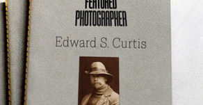 Featured Photographer - Edward S. Curtis